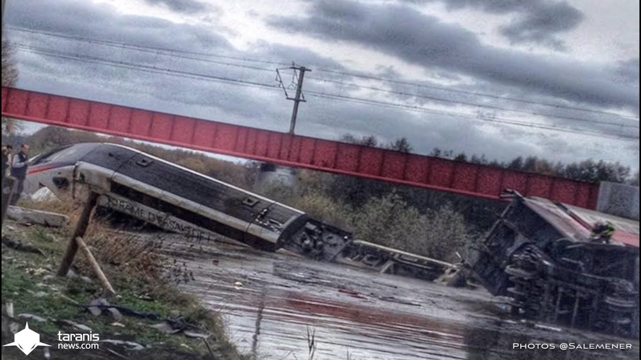 ACCIDENT DE TGV À STRASBOURG LES PREMIERS TÉMOIGNAGES