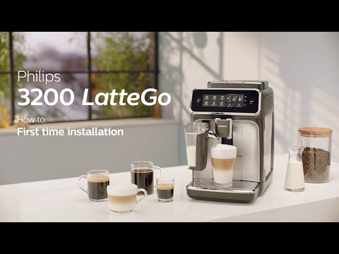 philips-series-3200-lattego-ep3246/70-automatic-coffee-machine---how-to-install-and-use
