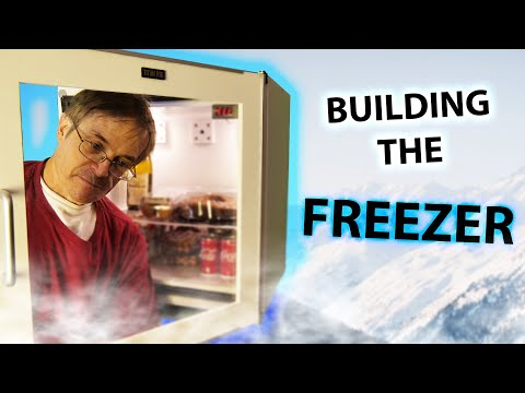 Build Your Own Freezer With Thermoelectric Coolers | Hackaday