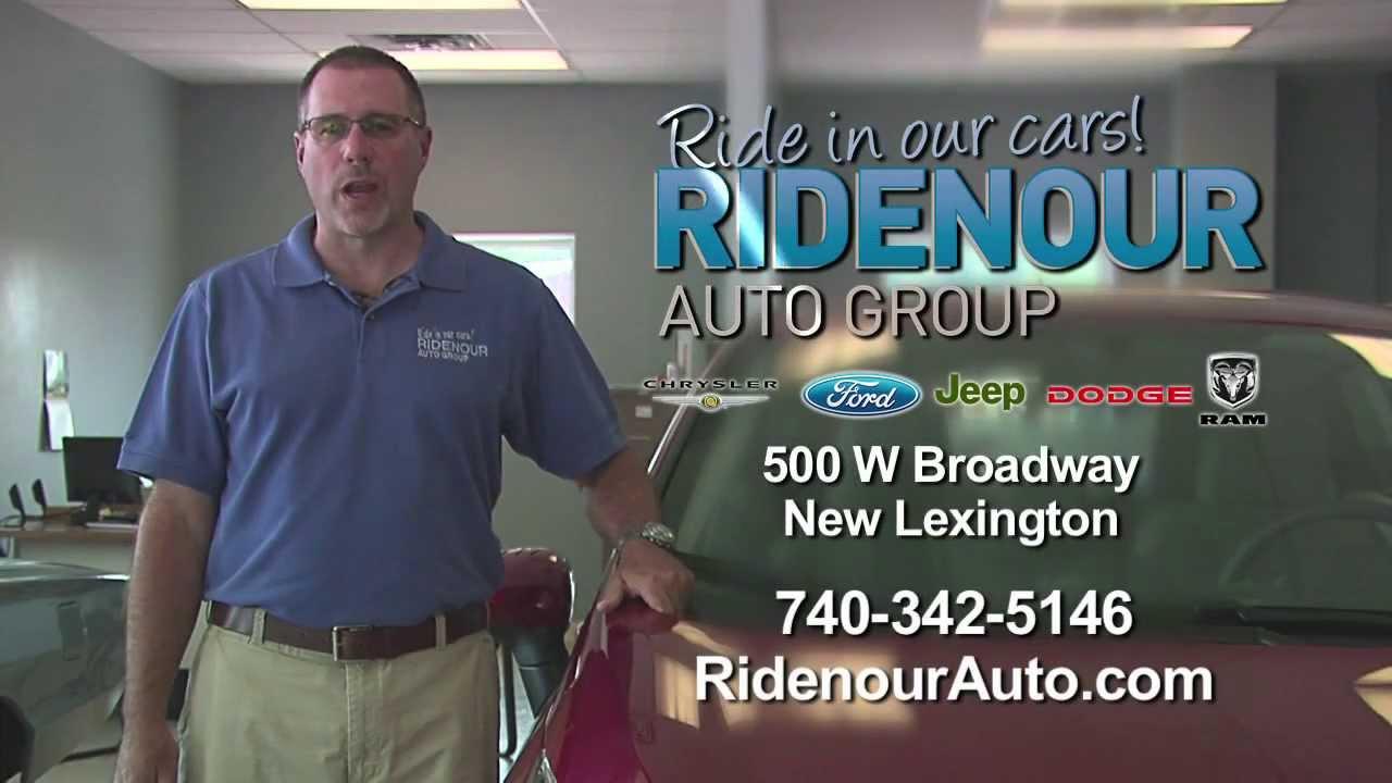 Ridenour Auto Group >> Ridenour Auto Group 30 Commercial 2012