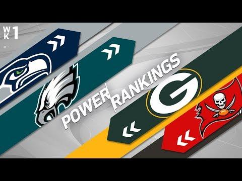 2017 Power Rankings | NFL