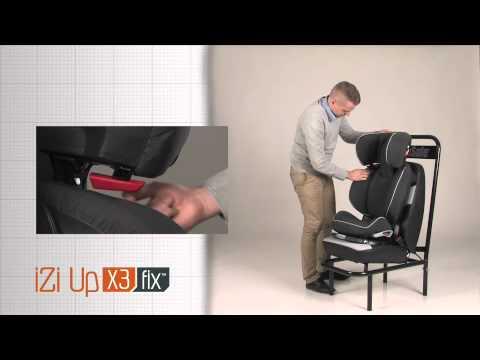 besafe izi up x3 fix youtube. Black Bedroom Furniture Sets. Home Design Ideas