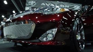 2013 DUB Edition Toyota Avalon teaser