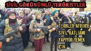 TÜrkler Sİvİllerİ Katledİyor DedİrtÇekler! Kiyafetlere Dİkkat!!  Son Dakİka
