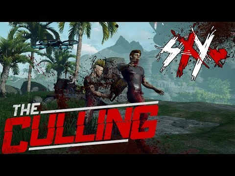 sxyhxy - The Culling: SCREW THIS GAME (Funny Moments)