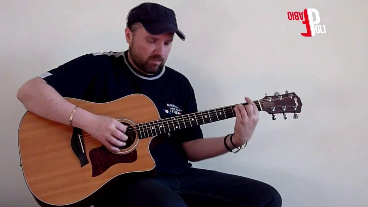 Sai come si costruisce una chitarra acustica?   Imparare a ...