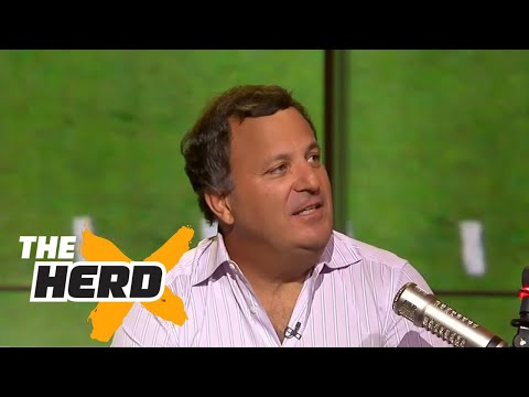 Michael Lombardi explains why Mark Sanchez is NOT starting in Denver | THE HERD