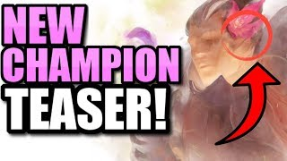 lol new champion november 19