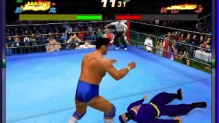 Giant Gram: All Japan Pro Wrestling 2 - Vizzed.com GamePlay - User video