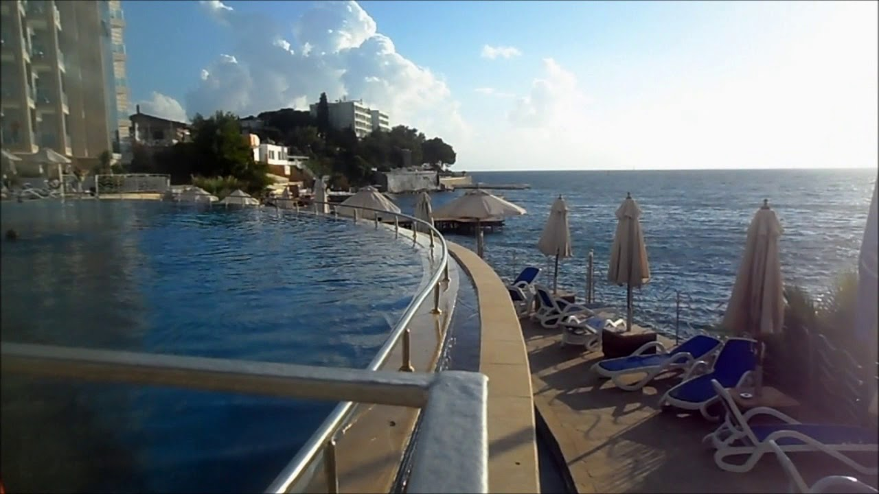 Charisma De Luxe Hotel em Kusadasi na Turquia