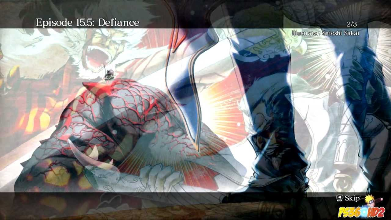 Anime Wallpaper Naruto Shippuden Asura S Wrath Lost Episode 15 5 Yasha Vs Deus Anime