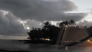 Hilo Bay Hawaii Waiting For Grand Princess