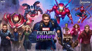 INFINITY WAR PART 2 !! | UPDATE 4.1 FIRST IMPRESSIONS | Marvel Future Fight