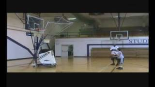 ANDY ELLIOTT / CHRIS HIGHT BASKETBALL     WORKOUT  #2