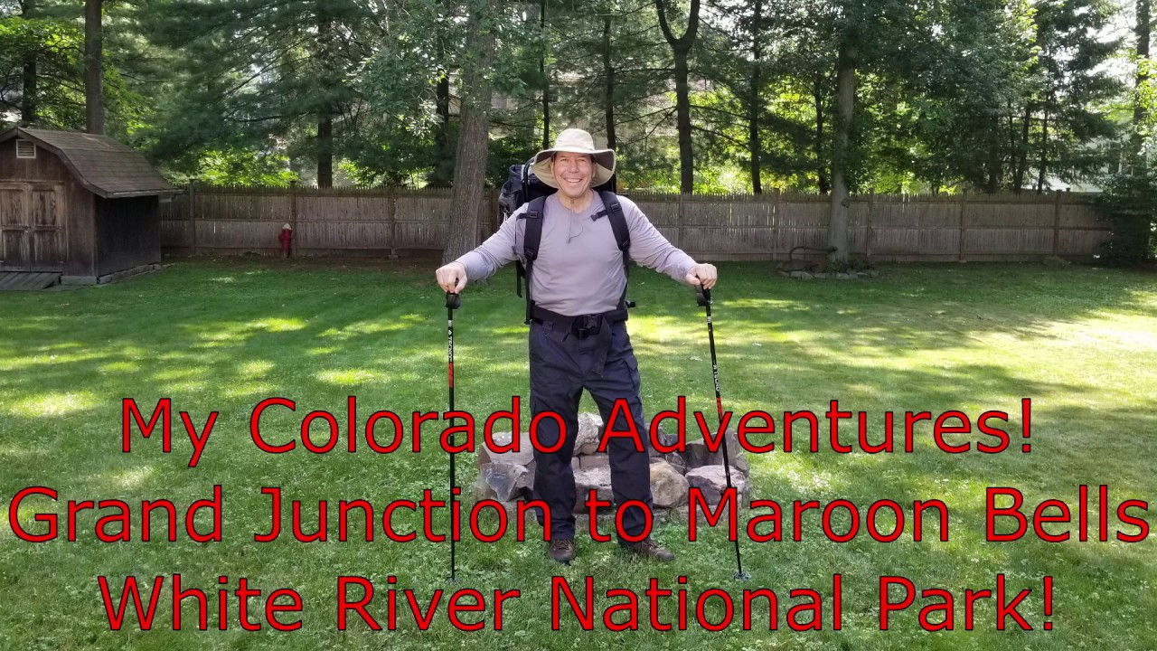 Colorado Adventure To Maroon Bells Snowmass Wilderness