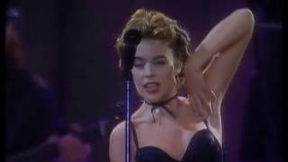 Kylie Minogue - Word Is Out ( Let's Get To It Tour Live - Dublin 1991)