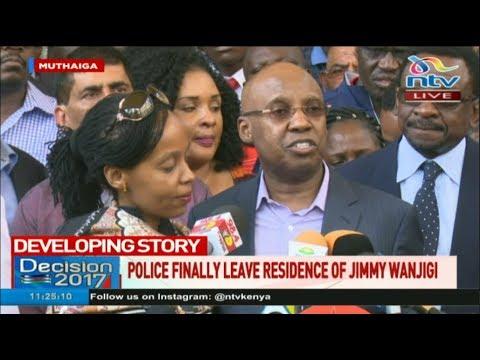 James Orengo demands security for Businessman Jimi Wanjigi