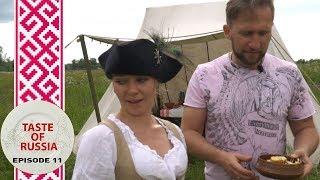 Borodino II: French Onion Soup & Buckwheat Kasha on the battlefield - Taste of Russia Ep.11