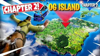 *NEW* FORTNITE OG ISLAND *RETURNING* IN CHAPTER 2 SEASON 2! (Battle Royale)