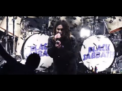 "Black Sabbath posted Paranoid live from ""The End"" - Dillinger Escape Plan, Limerent Death live"