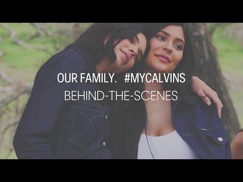 Behind the s: Fall 2018 CALVIN KLEIN UNDERWEAR & JEANS