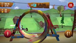Dennis & Gnasher, Unleashed: Leg It! Gameplay Trailer ANDROID GAMES on GplayG