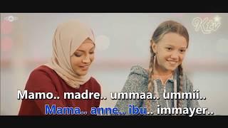 Lughat Al'aalam (Karaoke) - Humood Alkhudher
