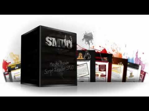 Script Reseller SMUO Plus 12 Skin SMUOSKIN