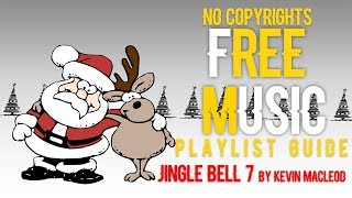 Jingle bell || Free Christmas music no copyright || Royalty Free Music[Instrumental]
