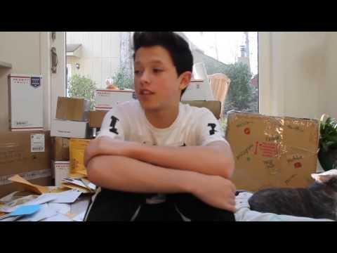 Jacob Sartorius fan Mail