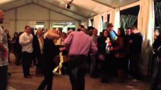 man shocks everyone with his dance moves