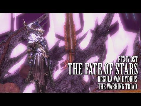 FFXIV OST Regula Van Hydrus / The Fate of Stars / A Bloody Reunion