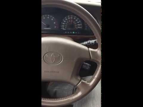 Toyota 4Runner - Steering Wheel Vibration (Death Wobble)