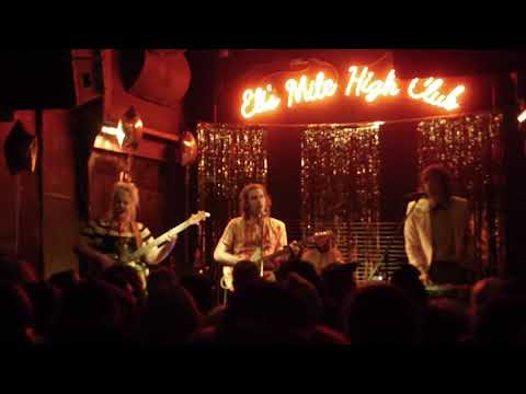 SHANNON & THE CLAMS - Live at Eli's Mile High Club, Oakland, CA 2018