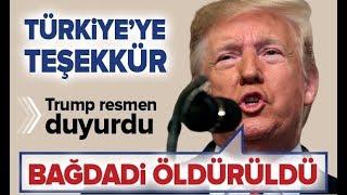 Son Dakika: Donald Trump'tan Flaş Açıklamalar! / A Haber