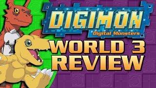 Digimon World 3 - Fresh Approach, Tired Design - Casp