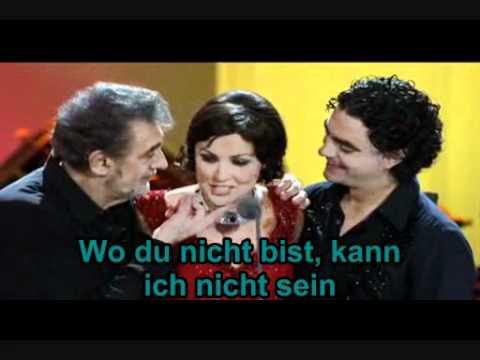 Dein ist mein ganzes herz Concert (Karaoke) Franz Lehar original