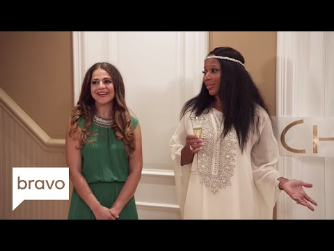 RHOP: There's No Sex in the Charrisse Champagne Room (Season 2, Episode 12) | Bravo