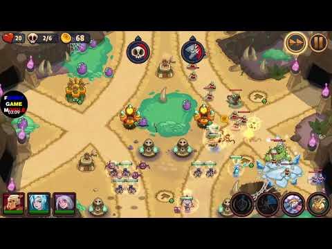 FGMobile - Realm Defense: Episode 3: Level 9: C3-9 Scarath's End, Part 1