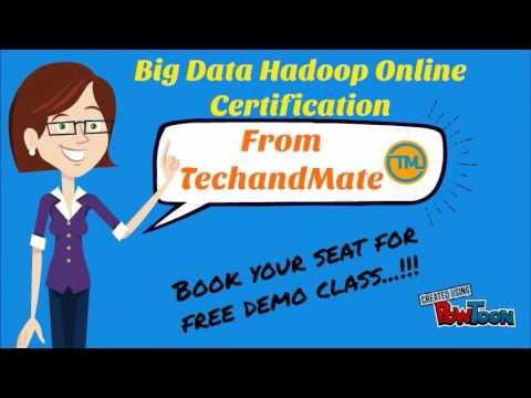 Big Data Hadoop Online Tutoria   Big Data Hadoop Training ...