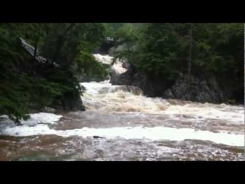 Park Falls,Pictou County, Nova Scotia. 10-9-2012,