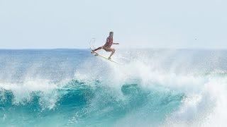 Italo Ferreira lands a 540 air