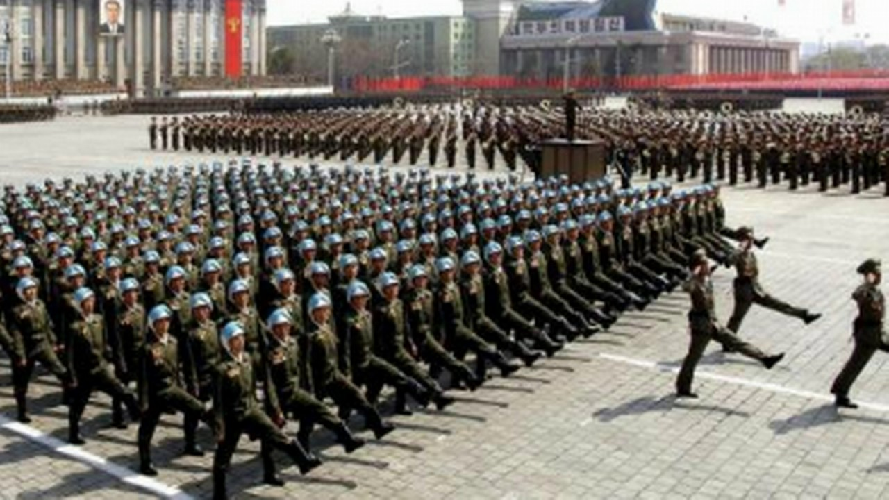 China Warns North Korea War Could Break Out At Any Moment