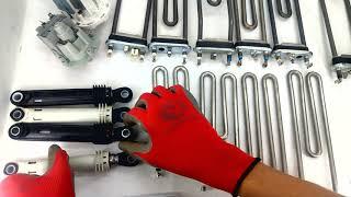 Запчасти для стиральных машин, ремонт стиральных машин своими руками