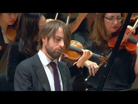 Daniil Trifonov Plays Trifonov - Piano Concerto (Detroit, 2017)