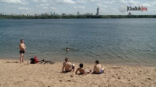 Где искупаться в Москве