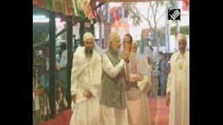 India News (14 Sep, 2018) - Indian Prime Minister Modi meets Dawoodi Bohra Muslims in central India