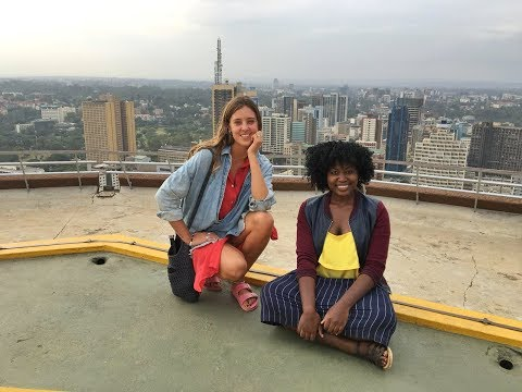 THINGS TO DO IN NAIROBI/ with Sandy Stadelmann