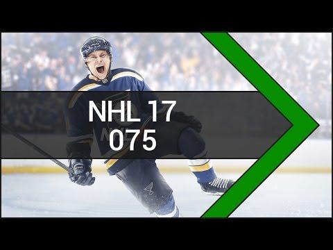 Let's Play NHL 17 [Xbox One] #075 New York Rangers vs. Carolina Hurricanes