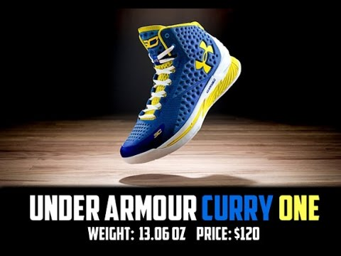 7bc73287af4d Under Armour Curry One Performance Review. WearTesters
